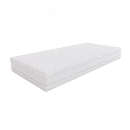 SLEEPMED COMFORT PLUS - materac termoelastyczny, piankowy