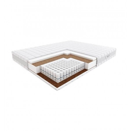 SLEEPMED HYBRID PREMIUM PLUS - materac multipocket, sprężynowy