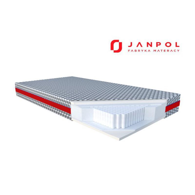 JANPOL PULSE SUPREME - materac multipocket