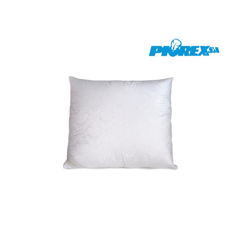 Poduszka puchowa trzykomorowa White Flower PIÓREX linia ekskluzywna
