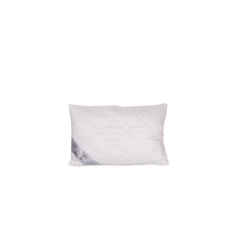 Poduszka antyalergiczna dziecięca Satin Cotton PIÓREX