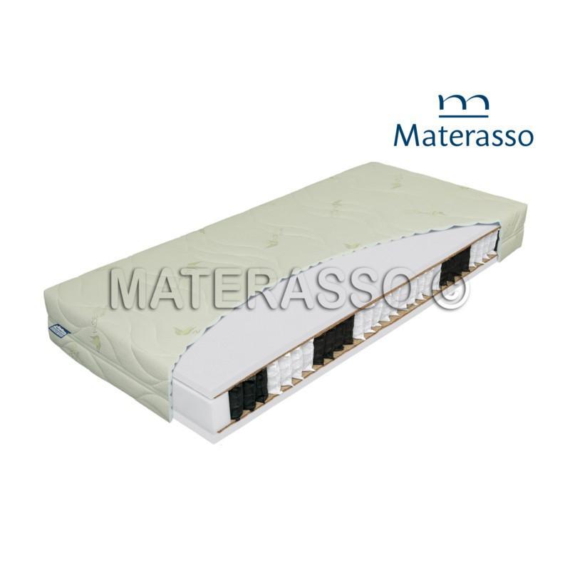MATERASSO KOKOS BIO EX – materac kieszeniowy