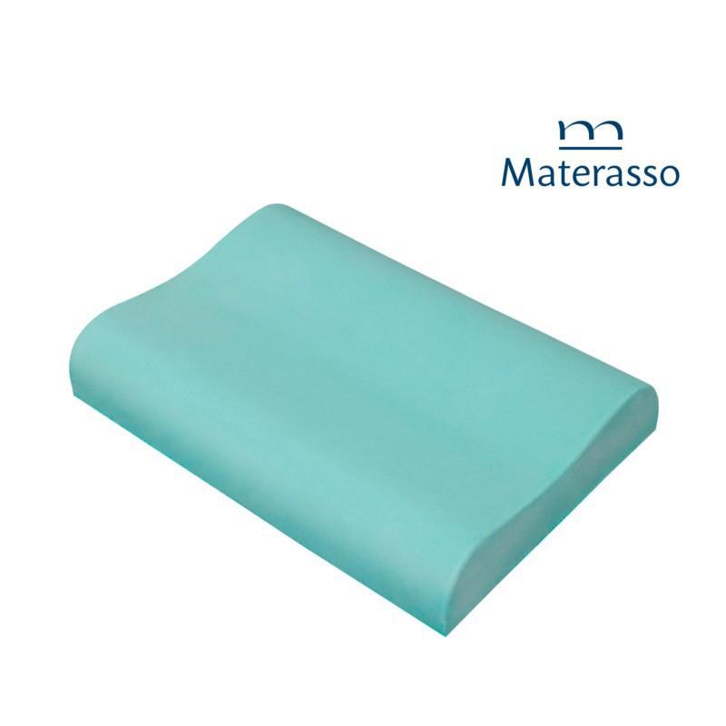 Poduszka anatomiczna MATERASSO PARIS VISCOGREEN
