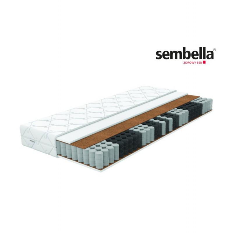 SEMBELLA SAMBA - materac kieszeniowy
