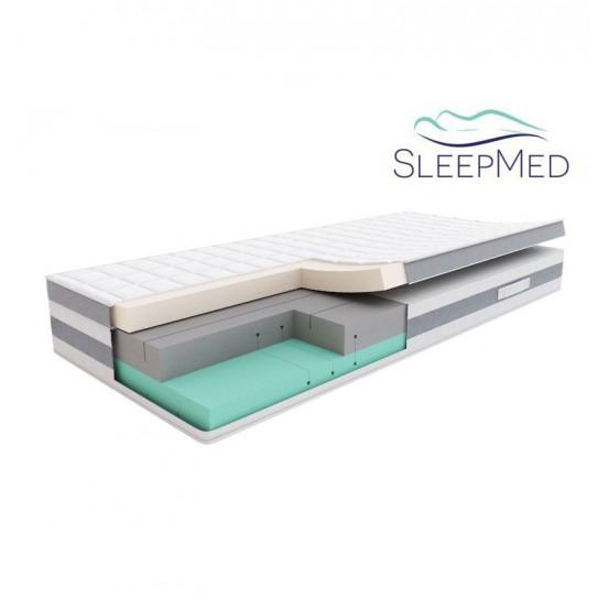 SLEEPMED SUPREME PLUS - materac termoelastyczny