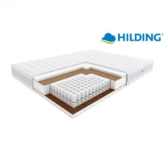 HILDING PASODOBLE - materac kieszeniowy