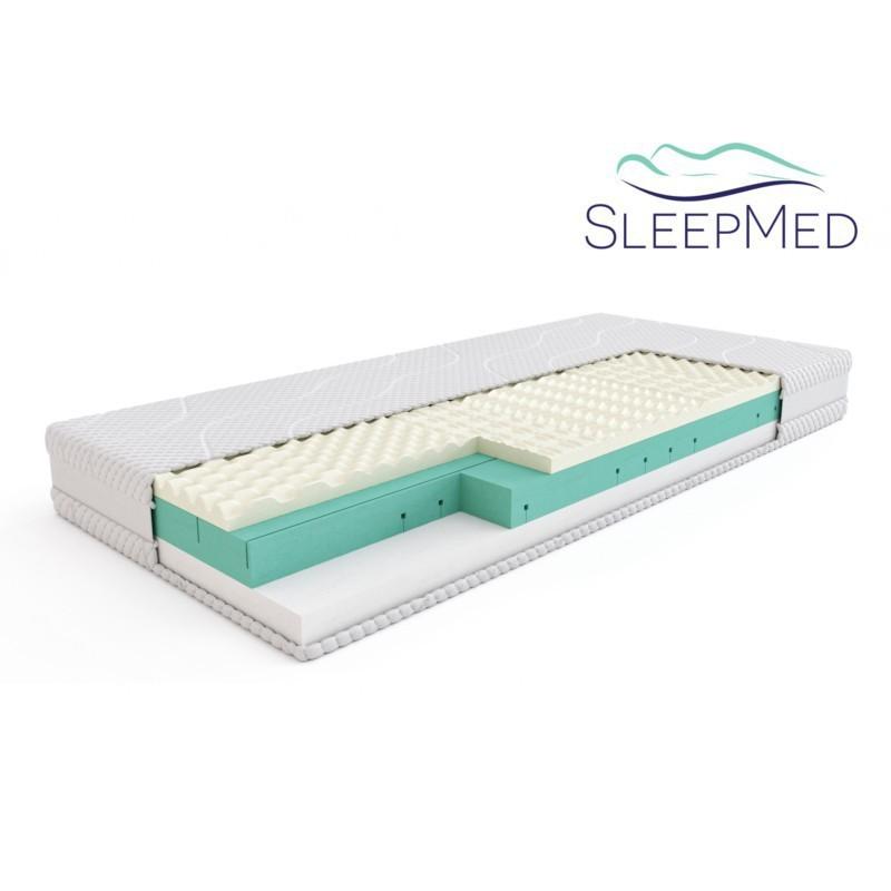 SLEEPMED COMFORT - materac termoelastyczny