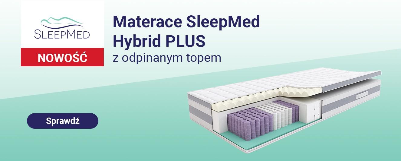 Materace medyczne SleepMed