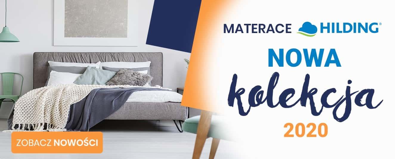 Materace Hilding - KOLEKCJA 2020