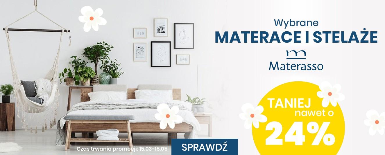 Materace Materasso - promocja